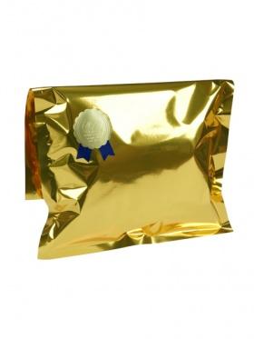 NEWラッピング ゴールドアルミパック